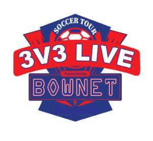 3 v 3 Live